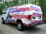 Company Van Graphics